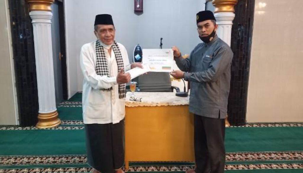 dana masjid lazismu malang a