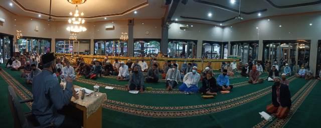 Program Dakwah Sosial, Lazismu Kota Malang Bantu Masjid Ki Ageng Gribig Rp 10 Juta 1
