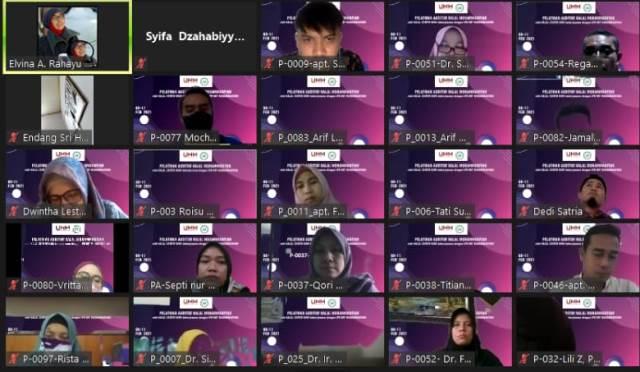Halal Center UMM-LPH KHT Gelar Pelatihan Auditor Halal Muhammadiyah 1