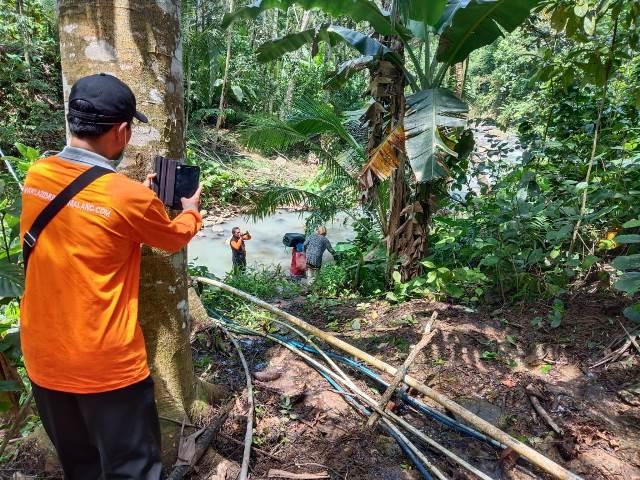 Desa Sulit Air, Lazismu Kota Malang Datang Ngebor Sumur Pahala Mengalir 1