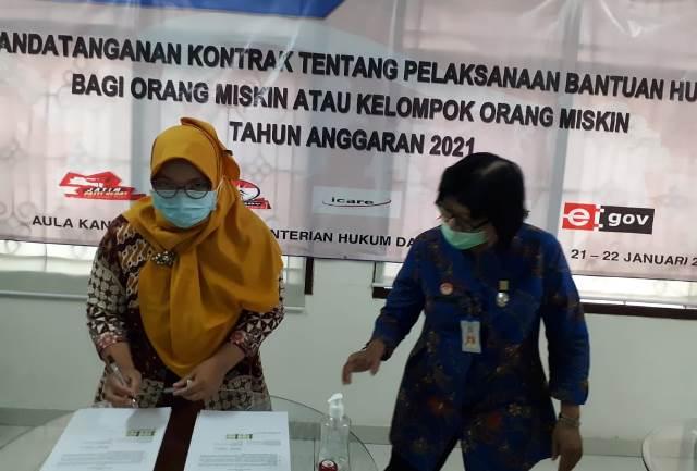 Penuhi Syarat Administrasi LKBH Aisyiyah Kota Malang Siap Re-Akreditasi 1