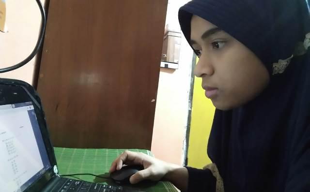 Melalui UTBK Siswa Mamumtaza 50 Persen Siap Masuk Universitas Negeri 1