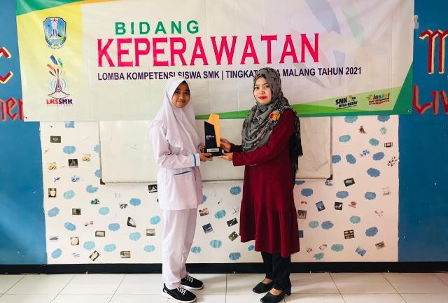 Lia Arek SMK Muhisa, Wakili Kota Malang Target Emas LKS Jatim 1