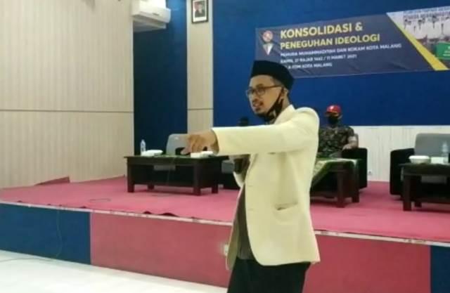 Anggota PDPM-KOKAM Kota Malang Teken Sembilan Sikap Bersyarikat 1