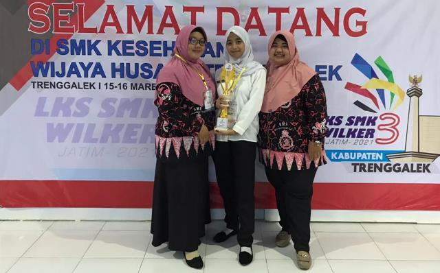 Juara Satu Wilker Regional, Siswa SMK Muhisa Kota Malang Melaju Jatim 1