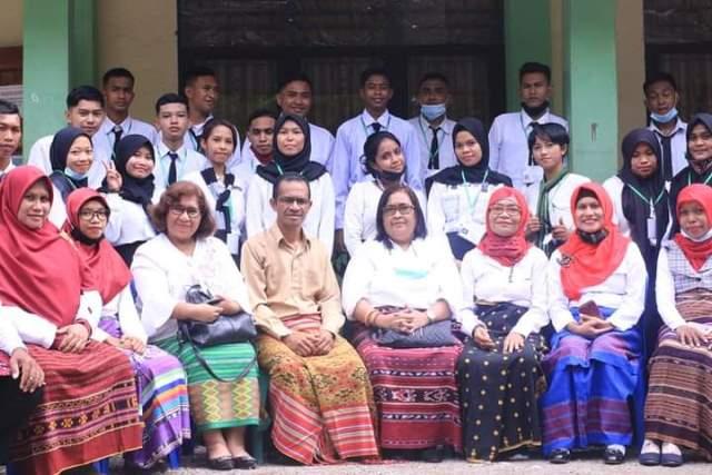 Tiga Hari 34 Siswa SMK Muhammadiyah Kupang Uji Kompetensi Kejuruan 1