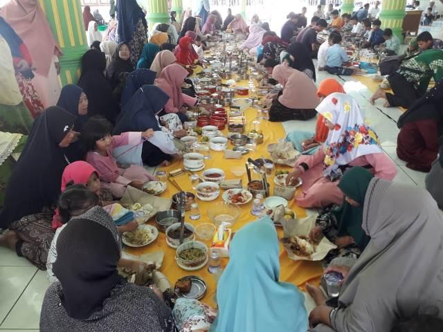 Hari Yatim, PCM Manggeng Aceh Santuni Ratusan Anak Yatim-Fakir Miskin 1