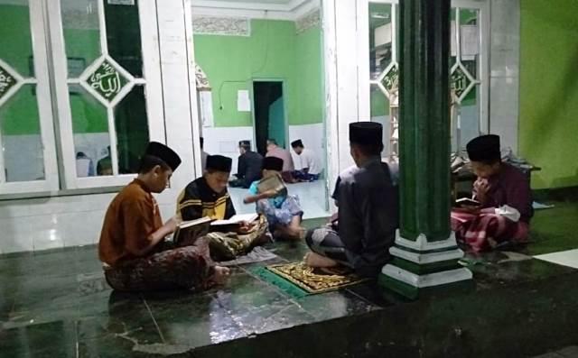 Usai Subuh Hafalan Al Qur'an, Santri Babussalam Al Firdaus Mumtaz Terus 1