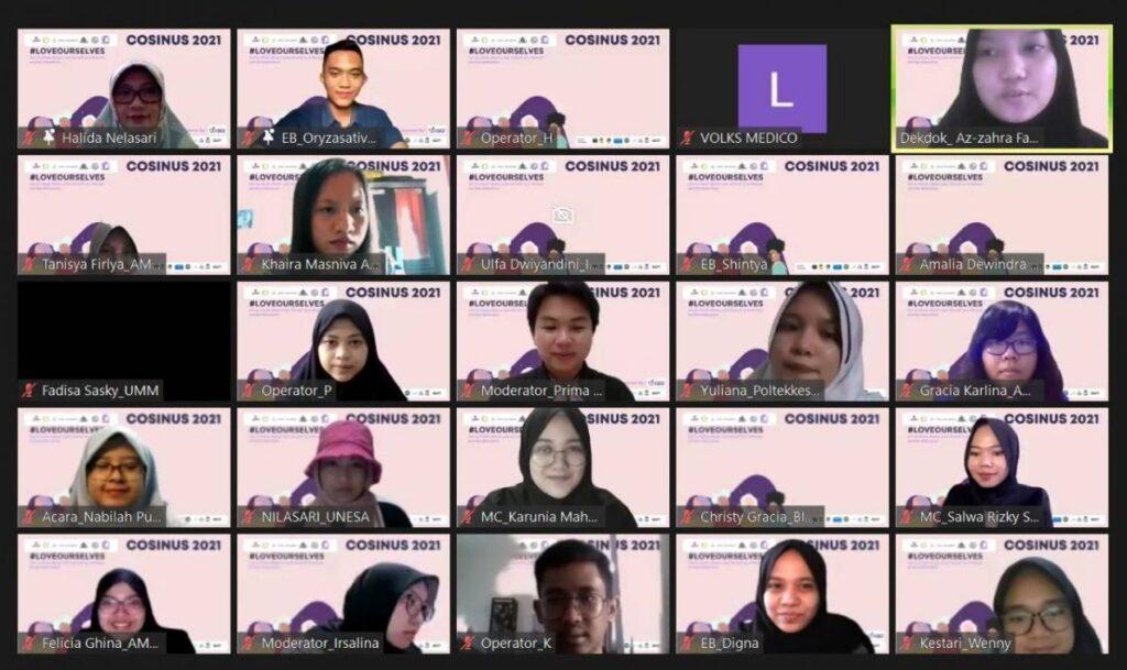 Siap Nikah Sejak Dini, FKI ISMA FK UMM Hadirkan Sehati Bersama Artis KCB 1