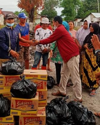 PC IMM Pesisir Selatan Galang Dana Korban Kebakaran Pasar Kambang 1