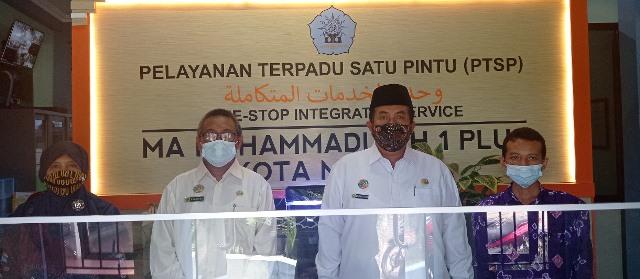 Kepala Kemenag Kota Malang Apresiasi Proses Ujian Madrasah Mamumtaza 1