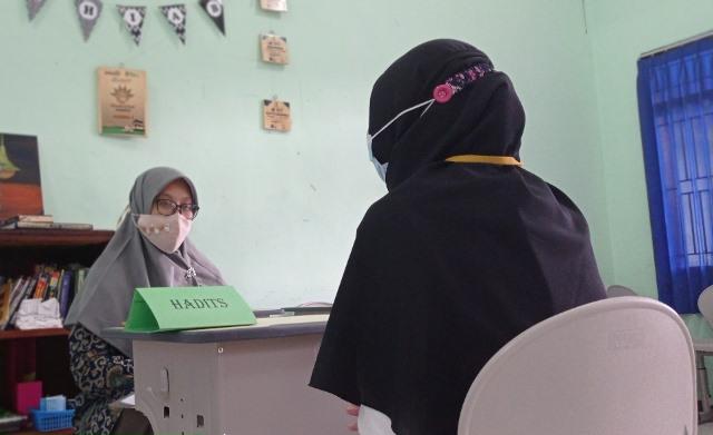 Siswa Mamumtaza Ujian Munaqosyah, Tahfidz-Praktik Ibadah 1