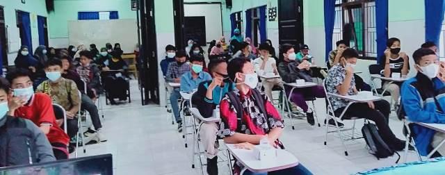 Siswa Matsamutu Dapat Wawasan Tiga Bidang Sekolah 1