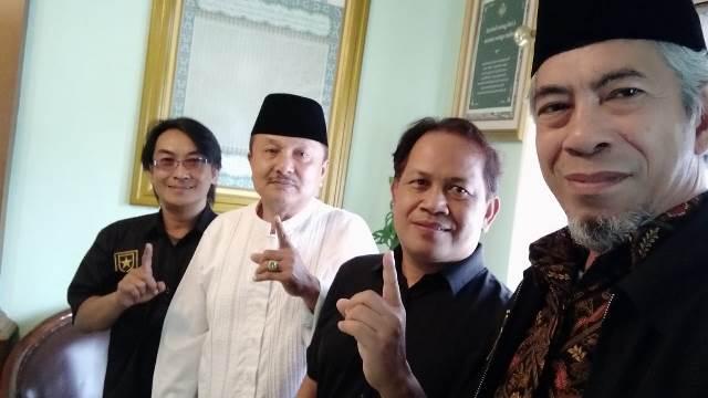 Partai Umat Rangkul Ketua PDM Batu Pinang Ketua PC NU 1