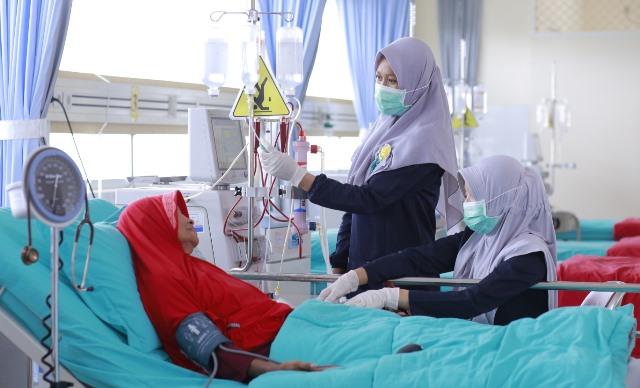 USAID-MPKU PP Muhammadiyah Tunjuk RS UMM Rujukan Pasien TBC RO 1