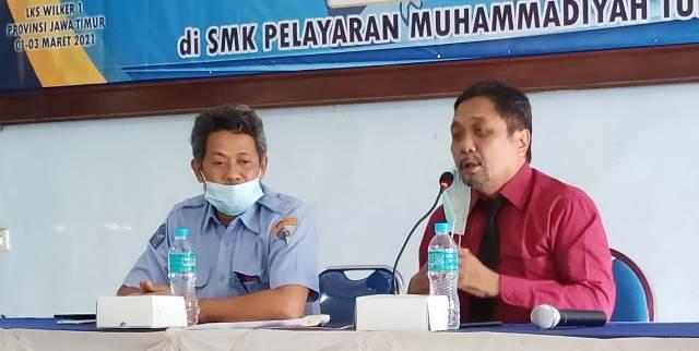 Fokus Manajemen-Branding, SMK MITA Sidoarjo Studi Banding SMKM Tuban 1