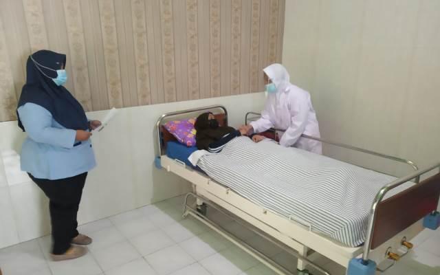 Asisten Perawat SMK Muhisa Ujian Kompetensi, Bukti Siswa Ahli Teruji 1