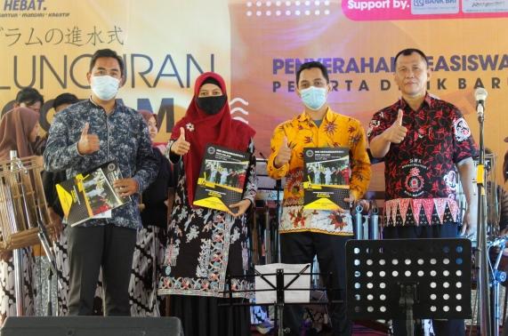 Dua SMP Satu Tsanawiyah Raih Apresiasi SMK Muhisa 1