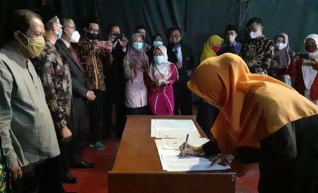 Gandeng TV Lokal, SMP Muhasa Pilihan Pasti Wujudkan Siswa Prestasi 1