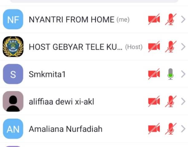 Nyantri From Home Siswa SMK MITA Tingkatkan Takwa Jelang Puasa 1