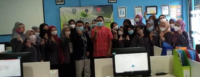 PT. Varia Usaha Beton Uji Kompetensi Jurusan OTKP SMK M1TA 1