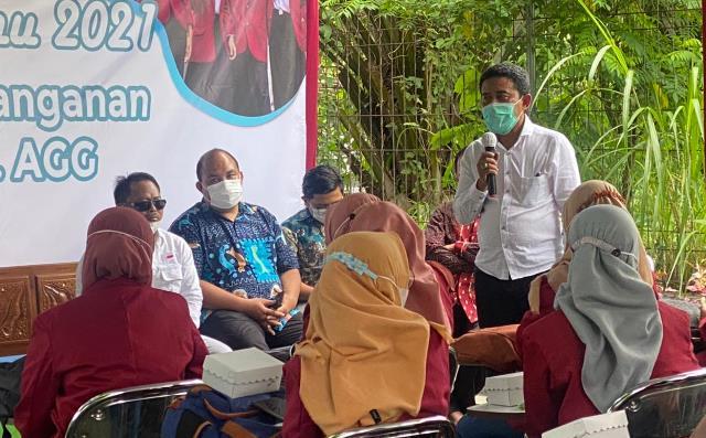 Prof Hariyadi 5 Menit Plt Dekan FPP UMM, Jelaskan UMM Pusat Riset Pangan Dunia 1