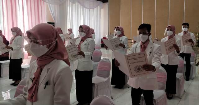 Dekan Fikes Apresiasi Apoteker UMM Ikut Sukseskan Vaksinasi Covid 1