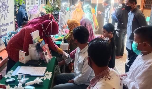 Lazismu Kota Malang-RS UMM Baksos Kesehatan-Ketahanan Pangan 1
