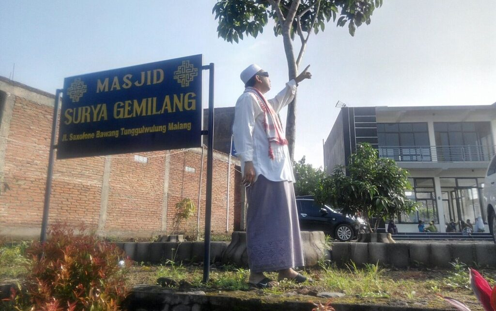Realisasikan Masjid Surga Pusat Dakwah Mahasiswa Butuh Rp 1,5 Miliar 1