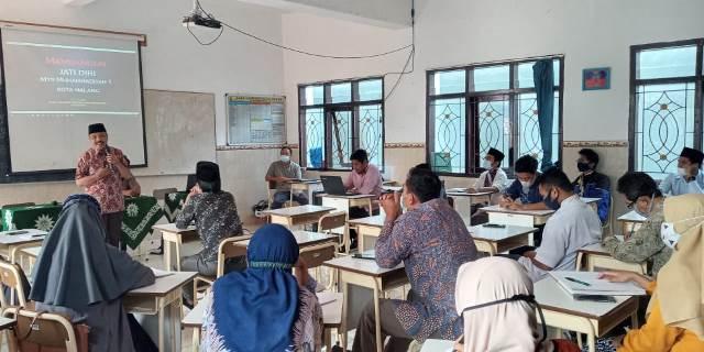 Gandeng Dikdasmen, Matsamutu Evaluasi Program Madrasah Siap Maju 1
