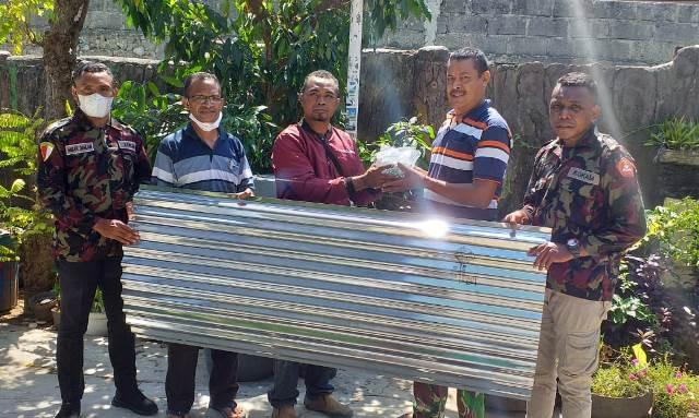 AUM-Ortom Muhammadiyah Kota Salurkan Donasi Guru Korban Badai 1