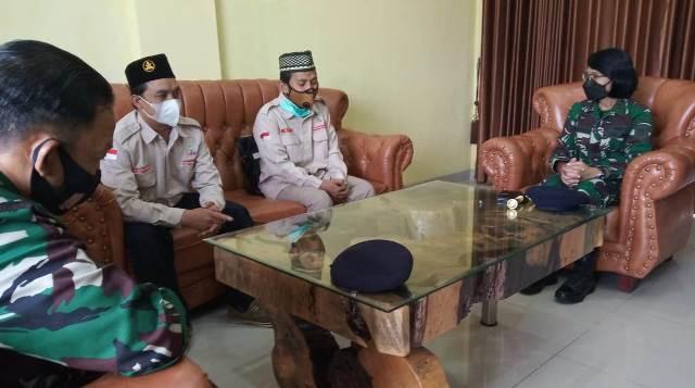 Datangi Mako Lanal, PDPM Kabupaten Malang Bela Sungkawa KRI Nanggala 402 2