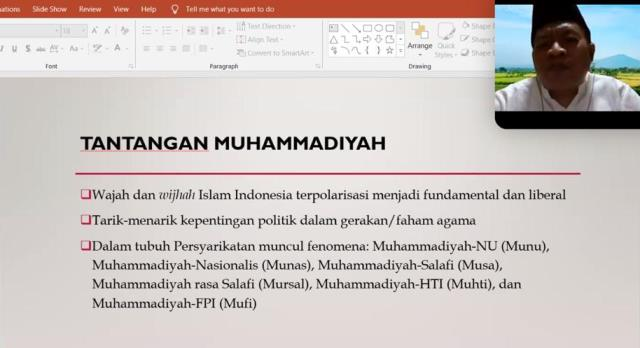 Jangan Ragu Terapkan Ideologi Muhammadiyah Pada 387 PesantrenMu 1