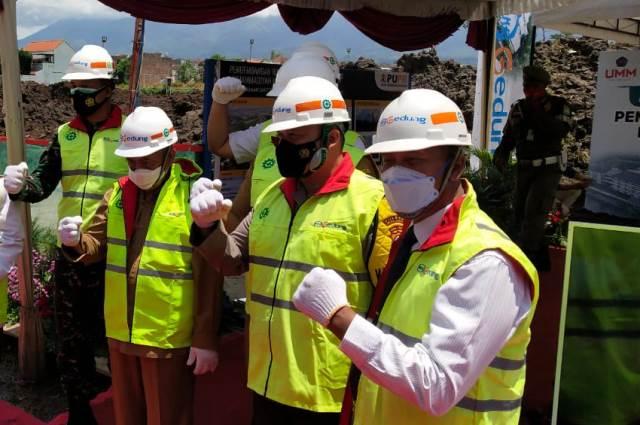 Rektor Fauzan RS Covid UMM Bukti Nyata Malang Siap Bebas Pandemi 1