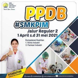 SMK PIM PPDB 2021