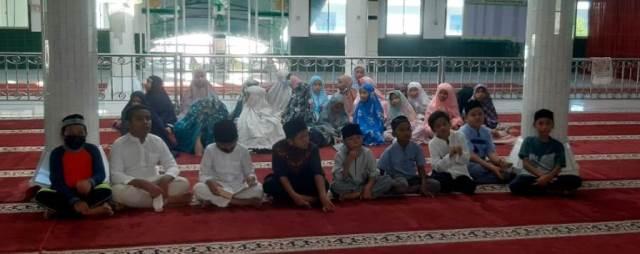 Sepuluh Hari Siswa SD Muhada Aceh Ikut Program Tahfidz Camp 1
