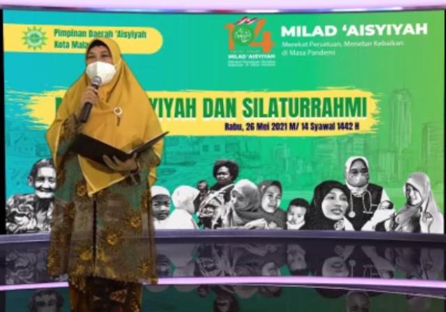 Milad Aisyiyah, PDA Kota Malang Refleksi Amanat Tanwir, Melalui Panca Amal Sosial Bukan Kata-Kata atau Wacana 2