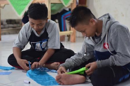 Pekan Kreatifitas Santri Babussalam Berlomba Kreatif-Seni Sesuai Talenta 1