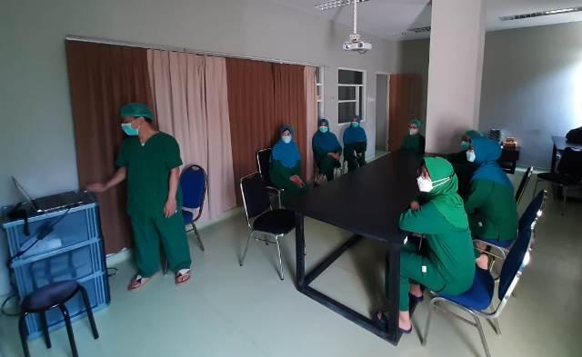 Ruang Bedah RSI Aisyiyah Malang Jujukan Studi Banding RS Swasta 1