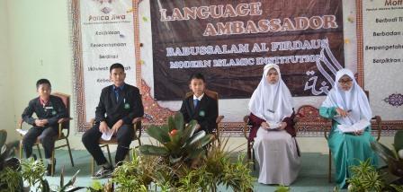 Ponpes Babussalam Karangploso Seleksi Language Ambassador Duta Bahasa Asing 1