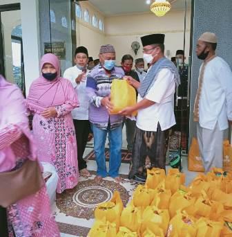 MEK Lawang-Lazismu Santuni Dhuafa Masjid Al Mujib 1