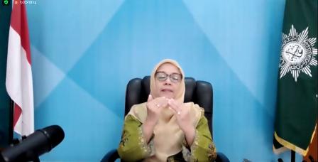 Ketua PP Aisyiyah Maknai Milad 104 Tasyakur-Refleksi Semakin Erat Menebar Kebaikan 1