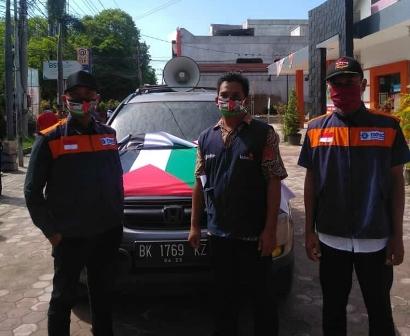 MDMC-Insani Langsa Aceh Kumpulkan Rp 17 Juta Donasi Palestina 1