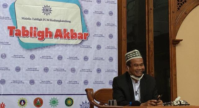 Tabligh Akbar PCM Kedungkandang, Ustadz Rokhmad Kupas Ukhuwah-Rahmatan Lil Alamin 1