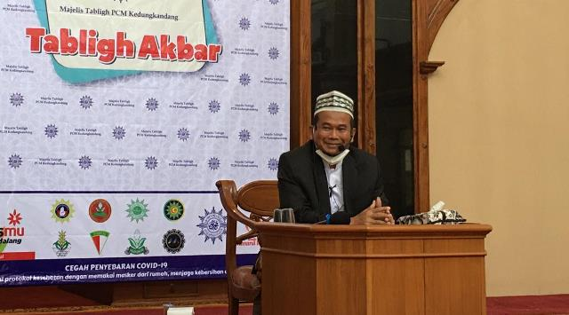 Inspiratif Tentang Ukhuwah, Ustadz Rokhmad Angkat Kisah 2 Pemuda Zaman Khalifah Umar Bin Khatab 1
