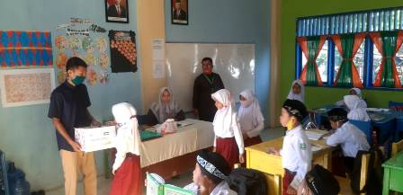 Siswa SD Muhada Kota Langsa Galang Donasi Palestina Terkumpul Rp. 5,6 Juta 1