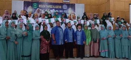 SD Mutu Langsa Wisuda Tahfidz, Pilihan Orang Tua Mendidik Anaknya 1