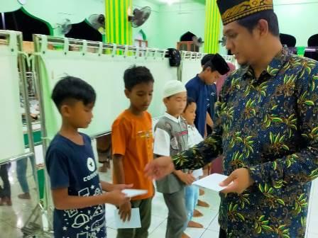 Siswa SDIT Muhammadiyah Manggeng Bakti Amal Dhuafa, Yatim, Bukber Wali Murid 2