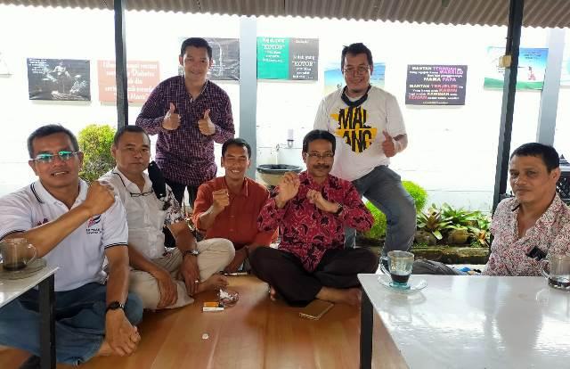HBH Tapak Suci Kota Malang, Galang Dana Sosial-Program Saham Padepokan 1
