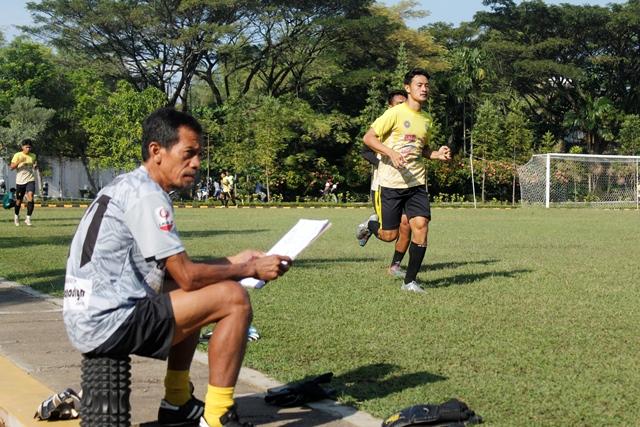 Jelang Laga Juli Nanti HW FC Fokus Latihan Fisik Pemain 1
